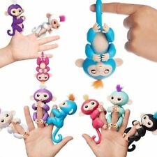 Electronic Smart Pet Finger Monkey With 6 Function Christmas Gift