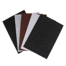 Self Adhesive Square Felt Pads Furniture Floor  Protector DIY R