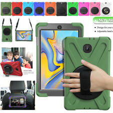 "Hybrid Defender Rotating Shockproof Case Cover for Samsung Galaxy Tab A 8"" T387"