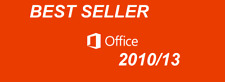 MS Office 2010/13/16 Activation KEY and Download LINK (32/64 Bit) BEST SELLER