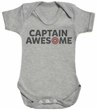 Captain Awesome - Baby Bodysuit