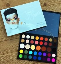 AUTHENTIC LIMITED EDITION MORPHE ARTISTRY THE JAMES CHARLES PALETTE 39 SHADES