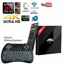 H96 pro + Plus 16GB/2GB Octa Core Hdr Bluetooth Dual Wifi Android Smart Tv Box