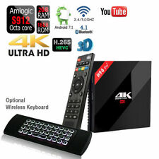 Amlogic S912 H96 pro+ Octa Core Hdr Bluetooth Wifi Android Smart Tv Media Box