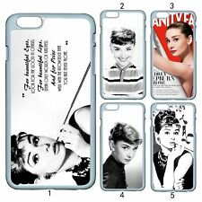 Audrey Hepburn Quote For Apple iPhone 11 iPod / Samsung Galaxy Note10 Case Cover