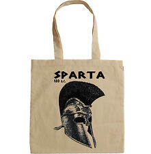 SPARTA - NEW AMAZING GRAPHIC HAND BAG/TOTE BAG
