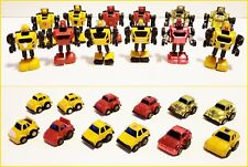 1985 - 1992 BUMBLEBEE CLIFFJUMPER BUMBLEJUMPER G1 G2 Minibot Transformers Choice