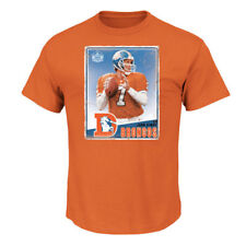 Denver Broncos Licenced Hall of Fame John Elway NFL T shirt