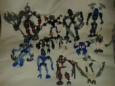 LEGO BIONICLE  HERO FACTORY  Legends of Chima