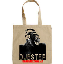 DUBSTEP GENERATION - NEW AMAZING GRAPHIC HAND BAG/TOTE BAG