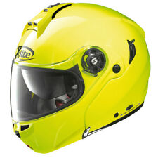 X-LITE Casco Modulare X-1004 N-COM HI VISIBILITY 9 Fluo Yellow