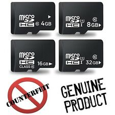 New 4GB 8GB 16GB 32GB Micro SD SDHC UHS-I Class 4 10 TF Memory Card with Adapter