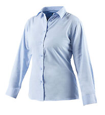 Dickies Womens Oxford Weave Long Sleeve Shirt Various Size SH64300