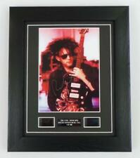 THE CURE ROBERT SMITH Signed PREPRINT + CURE Film Cells Framed THE CURE SHOW