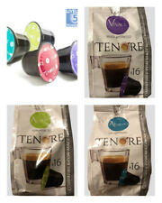 16 x Nespresso Compatible Pods Capsules Great Italian Coffee 3 x Flavors