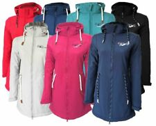 Dry Fashion Ladies Softshell Coat Sylt No 2 Function Coat Outdoor Leisure