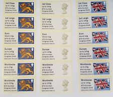 PERTH 2016 STAMP SHOW - POST & GO- BACK OFFICE ERROR - NO EURO WEIGHT !