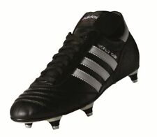 huge discount 23540 e1a23 Adidas Mens World Cup Soft Ground Leather Football Soccer Boots Cleats  Black Whi