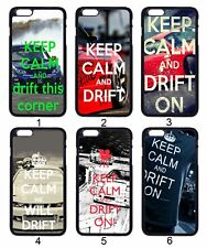 KEEP CALM AND DRIFT In D For iPhone iPod Samsung LG Moto SONY HTC HUAWEI Ho Case