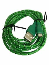 Braided Micro USB Fast Charging Data Sync Cable Lead for SAMSUNG ANDROID Phones