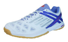 White ADIDAS BT FEATHER BADMINTON 38.5 NEW 120€ indoor shoes