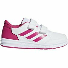 brand new bb376 3b337 White Adidas AltaSport Cf K Jr D96828 shoes