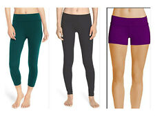 LMB Yoga Pants - Sweat Wicking Stretch Fabric Fits Perfectly – Variety of Colors