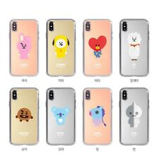 Official BT21 Acrylic Mirror Case Phone Cover for iPhone Galaxy KPOP BTS