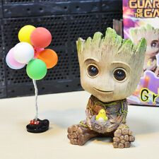 Guardians of the Galaxy Groot Cute Figure Flower Pot Toy New In Box Toy Gift New
