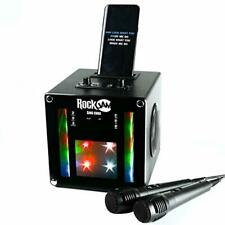 Karaoke Machine RockJam RJSC01-BK Singcube Bluetooth With Two Microphones