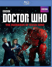 Doctor Who: 2015 Xmas Special (Blu-ray Disc, 2016) The Husbands of River Song
