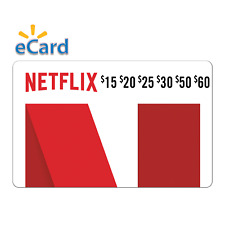Netflix gift card USA - $ 60 $ 50 $ 30 $ 25 $ 20 $ 15 - 45% off - FAST SHIPPING