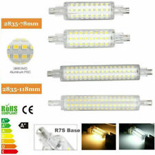 12W 16W 78mm 118mm LED Floodlight Corn Bulbs 2835 SMD Replace Halogen Lamps UK