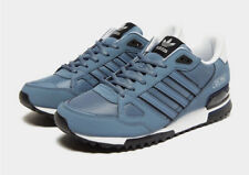 6f6a0aba953d adidas Originals Mens ZX 750 Trainers Light Grey/Blue/Black Sneakers All  Sizes