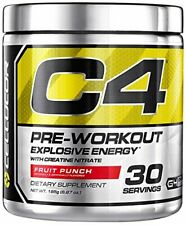 Cellucor C4 Pre Workout Explosive 5th Gen Original iD Series 60 Servings Energy