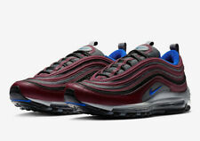 Nike AIR MAX '97 921826-012 'NIGHT MAROON' Cool Grey/Racer Blue sz 7-12