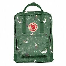 "Fjallraven Kanken Art 15"" Laptop Backpack Green Fable"
