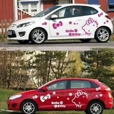 Hello Kitty cartoon car stickers car decal decoration stickers personalized car