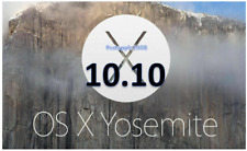 Yosemite Mac OS X 10.10 Apple OSX USB Bootable installer Recovery Drive Disk