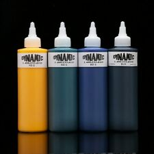 1 Bottle Dynamic Tattoo Ink 250Ml 8Oz 330G 8 Colors Pigment Kit Lining Shading