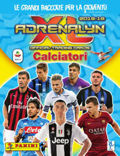 CALCIATORI ADRENALYN XL 2018 2019 CARD INVINCIBILE LIMITED EDITION