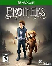 Brothers: A Tale of Two Sons (Microsoft Xbox One, 2015)