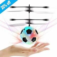 Flying Ball, Kids Toys Hand Control Helicopter Mini Infrared Induction Drone Mag