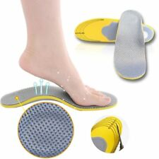 1Pair Orthotic Insoles For Plantar Fasciitis Flat Feet Support Arch Shoe Inserts