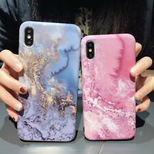 IMD Silicone Shockproof Pastel Case Cover For iPhone XS Max XR X 8 7 6S 6 Plus