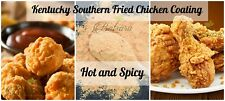 Kentucky Southern Fried Chicken Coating Hot and Spicy Crispy Chicken Fry Mix