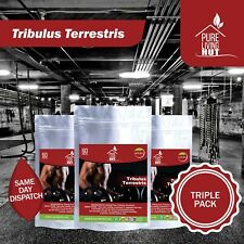 Tribulus Terrestris Capsules, Muscle Growth, Strength & Testosteron Booster