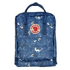 "Fjallraven Kanken Art 15"" Laptop Backpack Blue Fable"