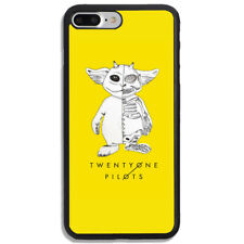 Twenty One Pilots Ned Yellow Art Hard Cover Phone Caser For iPhone And Samsung