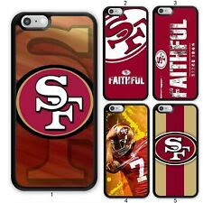 NFL San Francisco 49ers DIY Case Cover For Samsung Galaxy / Apple iPhone 11 iPod